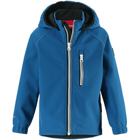 Reima Vantti Softshell Jacket Kids Dark Denim